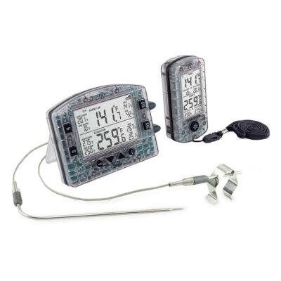 Smoke™ Remote BBQ Alarm Thermometer