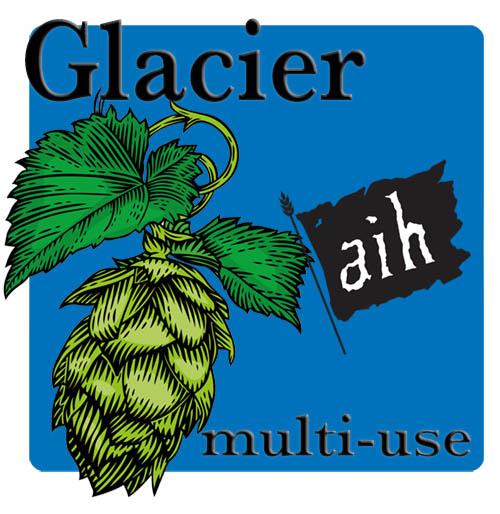 Glacier Hop Pellets 1 lb