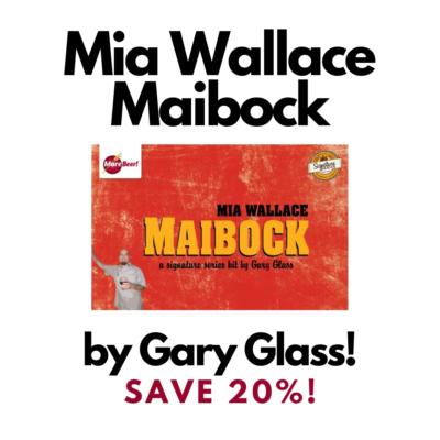 gary glass maibock recipe