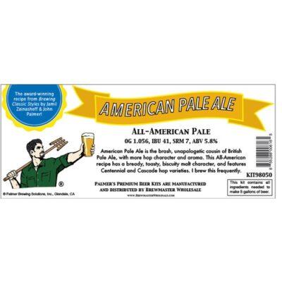 Palmer Premium Beer Kit