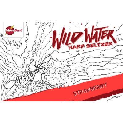 morebeer wild water hard seltzer