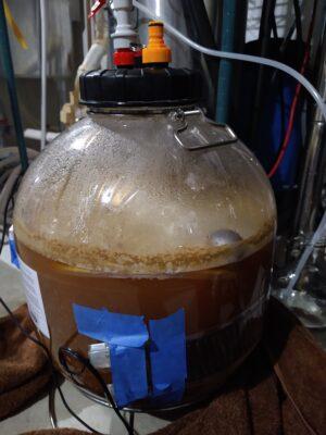 fermzilla pressure fermentation