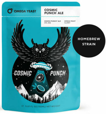 Omega Yeast 402 Cosmic Punch