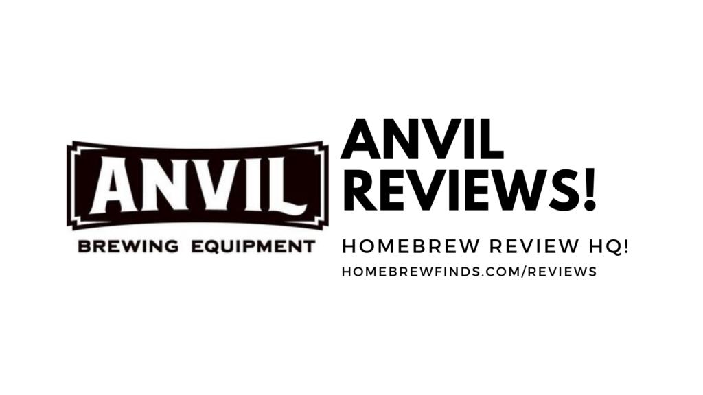 anvil brewing equipment reviews