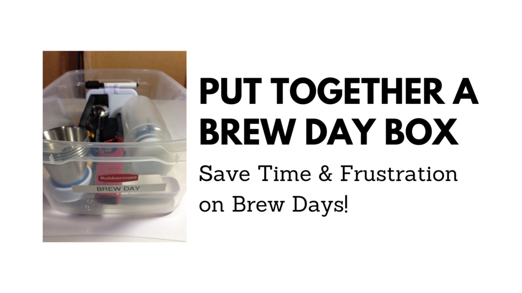 brew day box