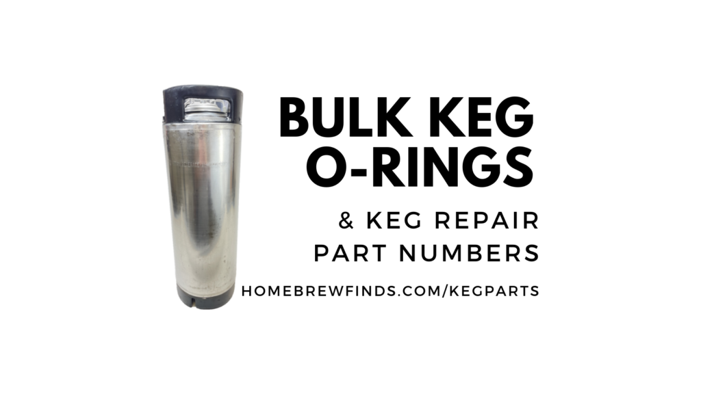 homebrew keg parts