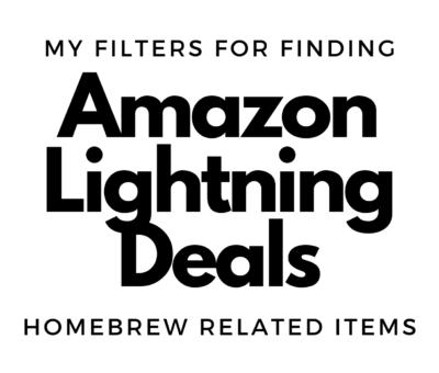 homebrew lightning deals