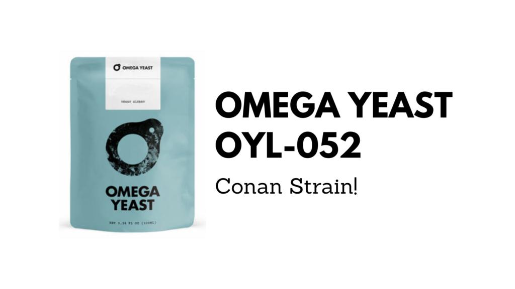 omega yeast oyl52 conan