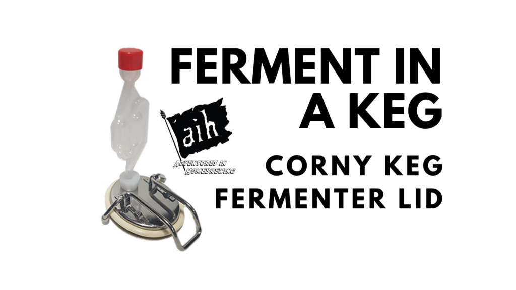ferment in keg