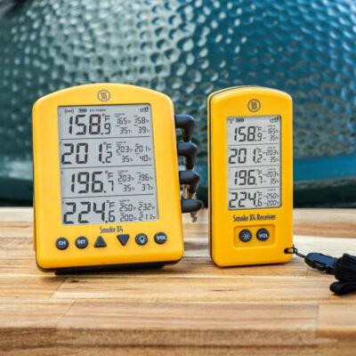 Smoke X4™ Long-Range Remote BBQ Alarm Thermometer