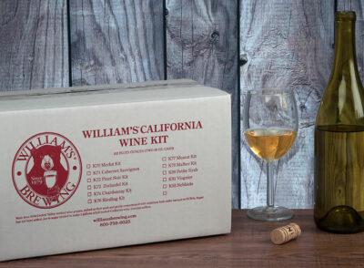 Sauvignon Blanc Wine Making Kit For 5 Gallons