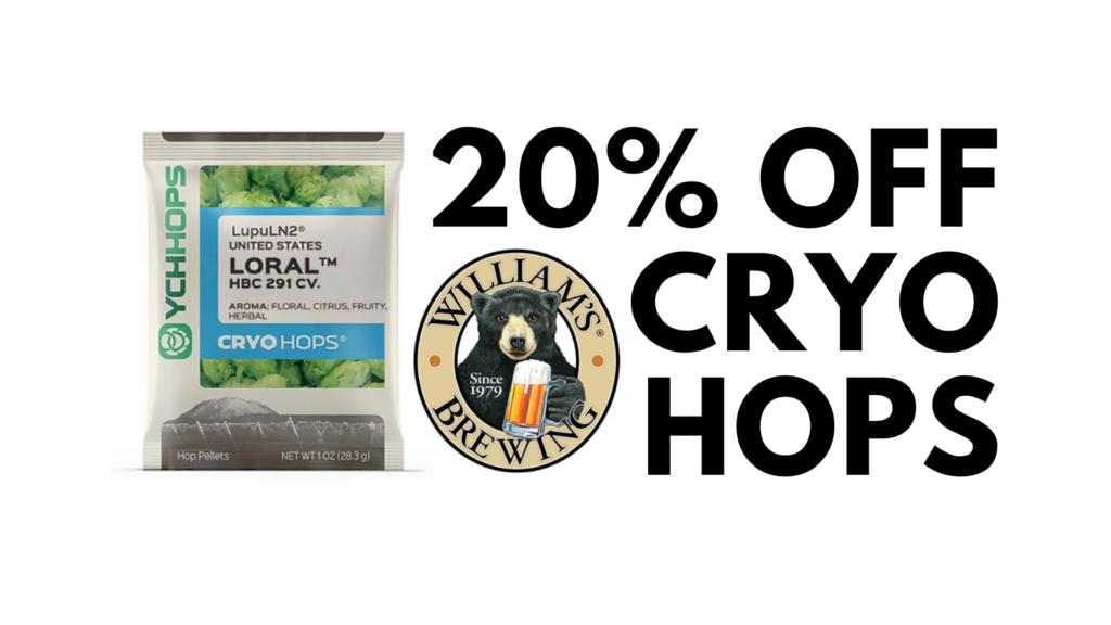 cryo hop deal
