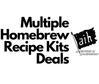 homebrew kit deals homebrewing.org