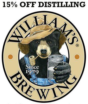 williamsbrewing.com distilling