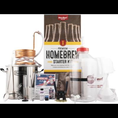 Premium Home Brewing Kit BRKIT300