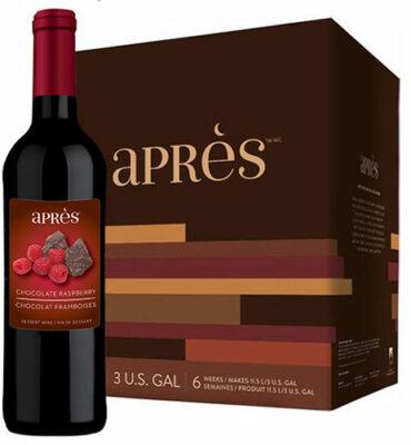apres seasonal wine kit