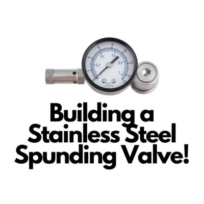 stainless steel spunding